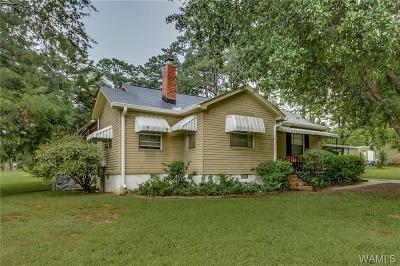 Tuscaloosa Single Family Home For Sale: 58 Circlewood
