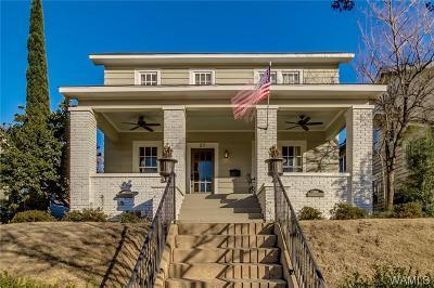 Tuscaloosa Single Family Home For Sale: 27 Audubon Place