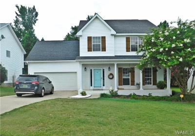 Tuscaloosa Single Family Home For Sale: 2140 Inverness Parkway