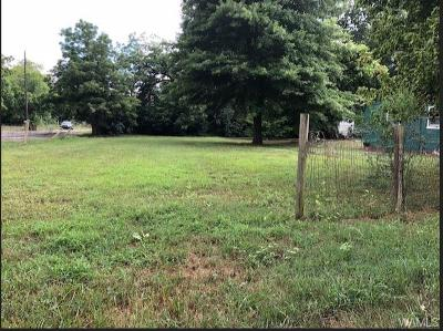 Tuscaloosa Residential Lots & Land For Sale: 00 33rd Ave