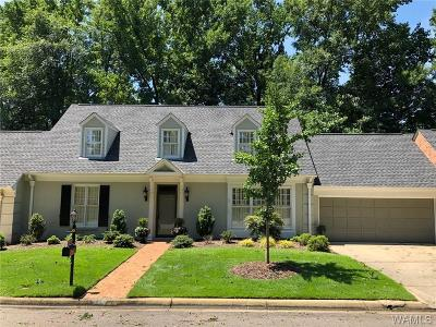Tuscaloosa Single Family Home For Sale: 919 Bedford Place N