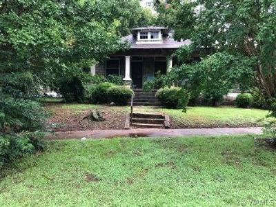 Tuscaloosa Single Family Home For Sale: 3113 7th St