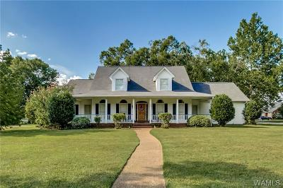 Tuscaloosa Single Family Home For Sale: 800 Farmdale Drive
