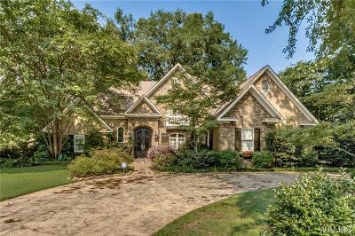 Tuscaloosa AL Single Family Home For Sale: $675,000
