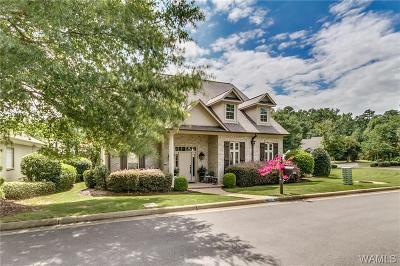 Tuscaloosa Single Family Home For Sale: 1719 Williamsburg Lane