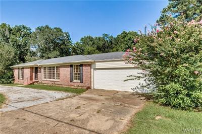 Tuscaloosa Single Family Home For Sale: 3415 3rd Avenue E