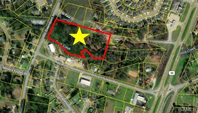 Tuscaloosa Residential Lots & Land For Sale: Old Greensboro Road