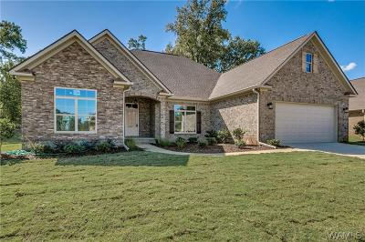 Tuscaloosa Single Family Home For Sale: 3673 White Oaks Ridge