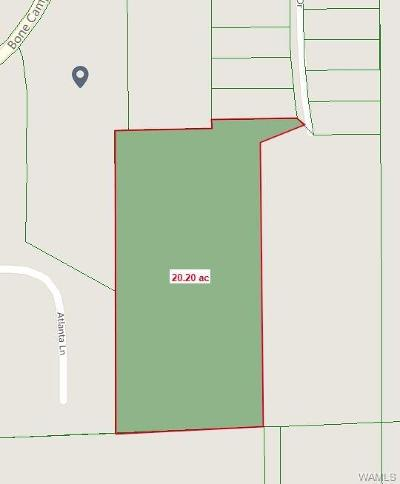 Coker Residential Lots & Land For Sale: Bone Camp Road