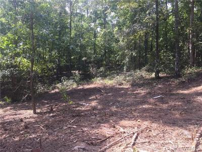 Coker Residential Lots & Land For Sale: 0000 Bone Camp Road