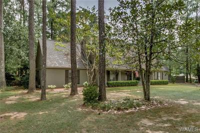 Tuscaloosa Single Family Home For Sale: 1 Dunbrook