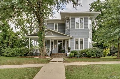 Tuscaloosa Single Family Home For Sale: 1905 8th Street