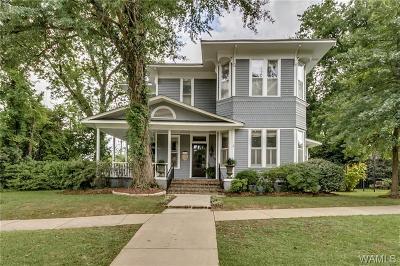 Tuscaloosa AL Single Family Home For Sale: $780,000