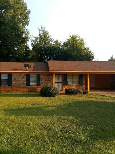 Tuscaloosa Single Family Home For Sale: 4121 19th