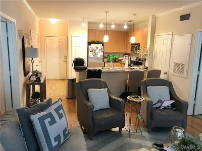 Tuscaloosa Single Family Home For Sale: 1901 5th Ave E Unit #3221 #3221
