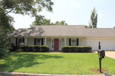 Vance AL Single Family Home For Sale: $195,000
