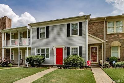 Tuscaloosa Single Family Home For Sale: 6105 Autumnwood Lane