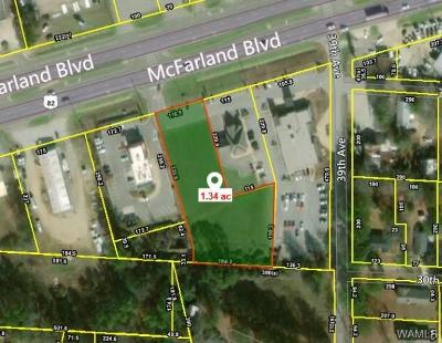 Northport Residential Lots & Land For Sale: 00 McFarland Boulevard