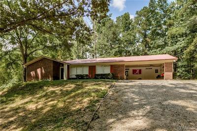 Coker Single Family Home For Sale: 13225 Tom Williams Road
