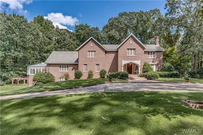 Tuscaloosa Single Family Home For Sale: 54 Ridgeland