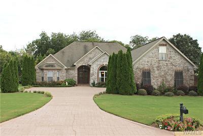 Tuscaloosa Single Family Home For Sale: 11350 River Oak Circle