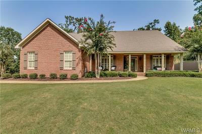 Tuscaloosa Single Family Home For Sale: 1546 Morgan Drive