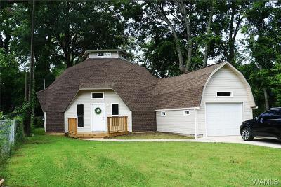 Tuscaloosa Single Family Home For Sale: 608 33rd Avenue