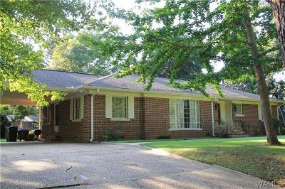 Tuscaloosa Single Family Home For Sale: 23 Sherwood
