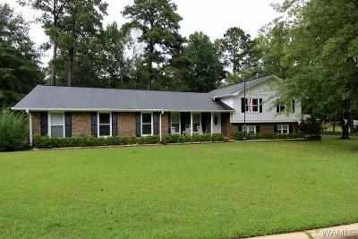 Northport Single Family Home For Sale: 4301 Ridgemont Avenue