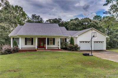 Vance Single Family Home For Sale: 10408 Hi Road