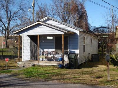 Tuscaloosa Single Family Home For Sale: 2652 Short 16th Street