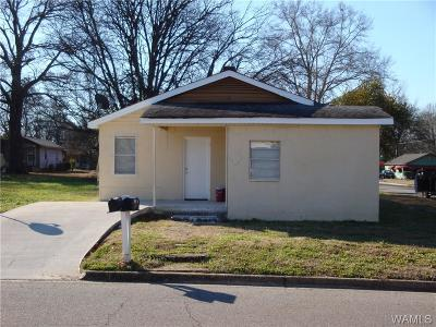Tuscaloosa Single Family Home For Sale: 2735 23rd Street