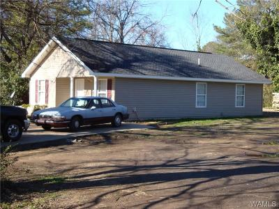 Tuscaloosa Single Family Home For Sale: 3340 18th Place