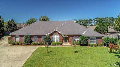 Tuscaloosa Single Family Home For Sale: 6066 Grey Circle