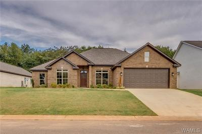 Moundville Single Family Home For Sale: 12485 Orchard Trace
