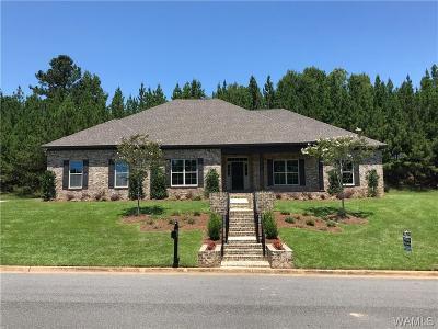 Tuscaloosa Single Family Home For Sale: 4150 Churchill Lane