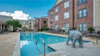 Tuscaloosa Single Family Home For Sale: 1901 5th Avenue East #1312