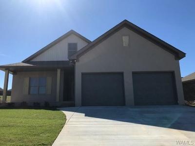 Tuscaloosa AL Single Family Home For Sale: $239,900