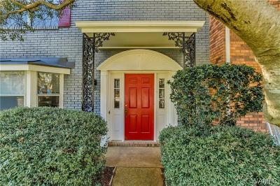 Tuscaloosa Single Family Home For Sale: 1717 Bienville Street