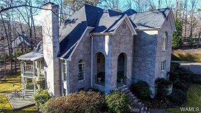 Tuscaloosa Single Family Home For Sale: 9124 Halsey Circle NE