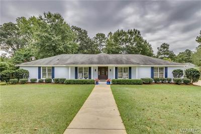 Tuscaloosa Single Family Home For Sale: 1231 Germantown Rd