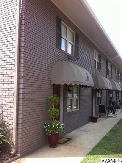 Tuscaloosa Single Family Home For Sale: 1100 14th Avenue #A2
