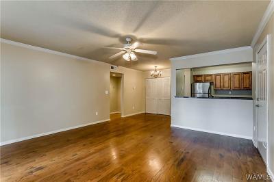 Tuscaloosa Single Family Home For Sale: 120 15th Street E #804
