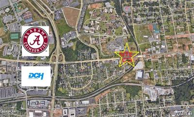 Tuscaloosa Residential Lots & Land For Sale: 1811 University Boulevard E