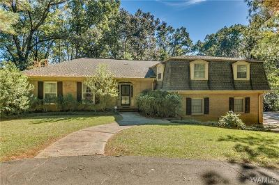Tuscaloosa Single Family Home For Sale: 1 Oaklana