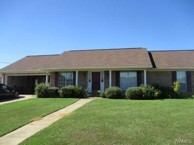 Northport Single Family Home For Sale: 3834 Indian Bend Circle