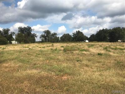 Tuscaloosa Residential Lots & Land For Sale: 00 McPherson Landing Rd