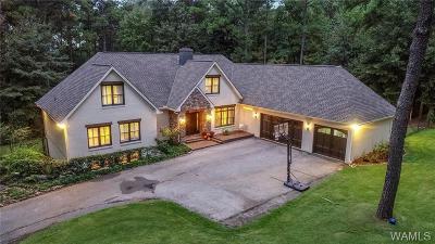 Tuscaloosa Single Family Home For Sale: 27 Ridgeland