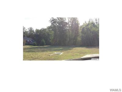 Tuscaloosa Residential Lots & Land For Sale: 9807 Holstein Lane