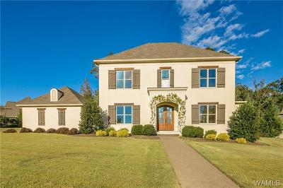 Tuscaloosa AL Single Family Home For Sale: $595,900